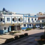 Hotel mit großer Terrasse, mit Balkon und große Dachterrasse