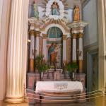 Capilla en el Palacio San Jose