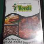 Billede af Restaurante Verdi