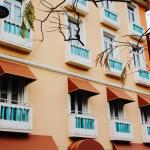 Facade - Hotel Menton Riviera