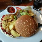 Burger lunch - March 2015
