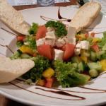 Pub u Zeleneho stromu - Greek salad
