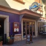 Exterior of Bluewater Grill in Tustin, CA