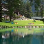 Lac Beauvert & Main Lodge