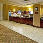 Holiday Inn Express & Suites Lexington Downtown Free Breakfast