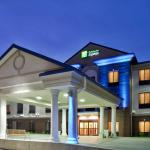 Holiday Inn Express Suites McPherson