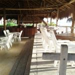 deck bar hotel ojo de agua restaurante puerto morelos