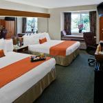 Deluxe 2 Queen Bedroom