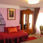 Une chambre de l'hôtel Eldorado