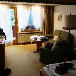 luxe kamer met eigen salon en terras