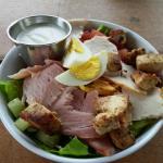 Chef Salad w/added Chicken