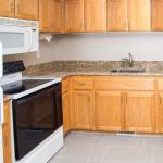 Gray Wolf Family Suite 2 Bedroom Kitchen