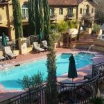 Secure, Warm & Comfortable Pool & Hot Tub Area