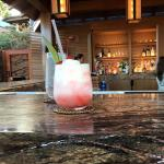 Lava flow at the new Kailani Bar