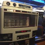 Tableside jukebox