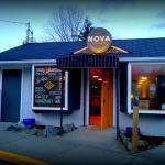 The Nova kitchen