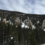 Gallatin Canyon Foto