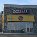 Correct name is Tom+Chee
