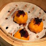 Prawn Dumpling with XO