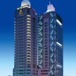 台中裕元花園酒店 交通便捷 為距離高鐵台中站最近的頂級五星飯店