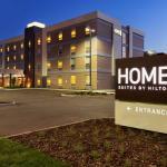 Home2 Suites By Hilton West Edmonton, Alberta, Canada