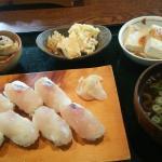 Gokayama seasonal vegetable workshop Iwana