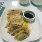 Vegi Dumplings