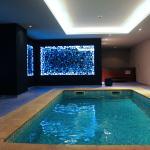Espace Détente piscine chauffée