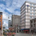 Birmingham Central - Exterior