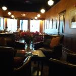Seating Area at Main Street Grille North Canton
