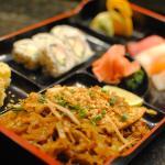 sushi-thai combo
