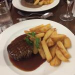 Fillet steaks...