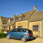 Corsham Field Farmhouse - Front View