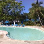 vue piscine centrale