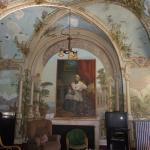 salle de television du couvent st françois