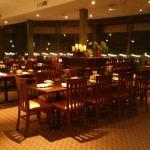 lots of room for larger groups, family, friends or company functions
