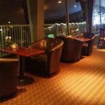 our romatic lounge area, great for quiet dinners or day meetings