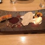 Un dessert à partager
