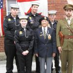 """""""Honor 100"""" Celebration at the Conception Bay Museum August 2015"""
