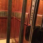 Amazingly quaint elevator