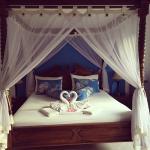 Aquarius Beach Hotel Sanur Foto