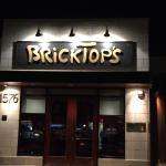 Brick tops at night!