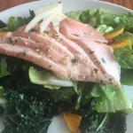 Slow-Roasted Salmon Entree Salad