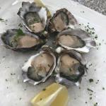 freshly oyster , yummy  !