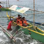 Optional island hopping boat trip