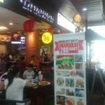 Chinese New Year party at Hotel restaurant
