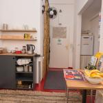 Lobby / Tea kitchen