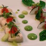 Daurade sébaste - Hotel restaurant Jardins Aliénor - Oléron