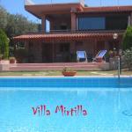 Photo de Villa Mirtilla