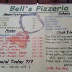 תמונה של Bell's Pizzeria